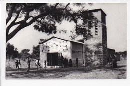 CARTE PHOTO DAHOMEY Sanctuaire N.D. De L'Assomption De L'Atakora Cotiakou - Dahomey