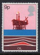 GREAT BRITAIN GB - 1978 ENERGY RESOURCES 9p STAMP FINE MNH ** SG 1050 - 1952-.... (Elizabeth II)