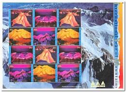 New York 2002, Postfris MNH, Mountains - New York - Hoofdkwartier Van De VN