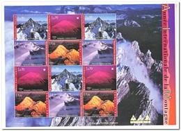 Geneve 2002, Postfris MNH, Mountains - Genève - Kantoor Van De Verenigde Naties