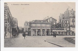CPA 64 BIARRITZ Place Bellevue - Biarritz