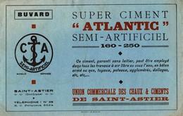 BUVARD SUPER CIMENT ATLANTIC - Piles