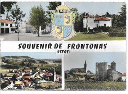 Souvenir De FRONTONAS - Other Municipalities