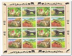 Geneve 2002, Postfris MNH, Animals - Genève - Kantoor Van De Verenigde Naties