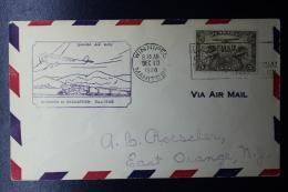 Canada: FFC Winnipeg -> Saskatoon  Canadian National 10-12-1928 - Erst- U. Sonderflugbriefe
