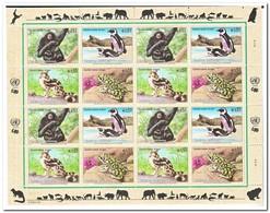 Wenen 2002, Postfris MNH, Animals - Wien - Internationales Zentrum