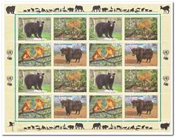 New York 2004, Postfris MNH, Animals - New York - Hoofdkwartier Van De VN