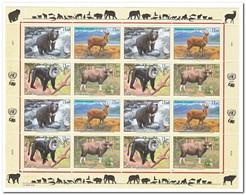 Geneve 2004, Postfris MNH, Animals - Genève - Kantoor Van De Verenigde Naties