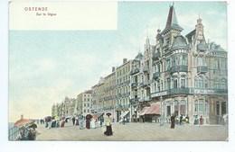 Oostende Ostende ( 3 Kaarten ) - Oostende