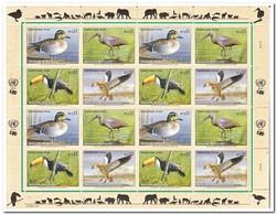 Wenen 2003, Postfris MNH, Birds - Wenen - Kantoor Van De Verenigde Naties
