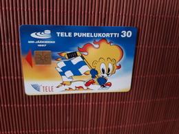 Phonecard Finland  Used - Finland