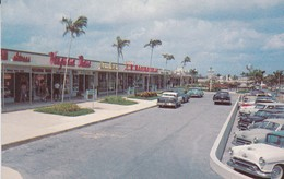 ETATS-UNIS--FLORIDE--RARE--FT. LAUDERDALE--sunrise Shopping Center--( Voitures Américaines )---voir 2 Scans - Fort Lauderdale