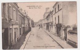 Chalonnes, Rue Du Vieux Pont - Chalonnes Sur Loire