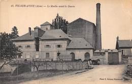 02-VIC-SUR-AISNE- LE MOULIN AVANT LA GUERRE - Vic Sur Aisne