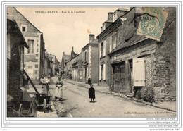 72 - BESSE SUR BRAYE - ( Rue De La Fontaine) - Autres Communes