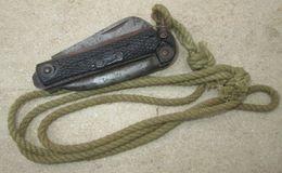Canif Armée Belge-Epoque Guerre De Corée 1951 - Knives/Swords