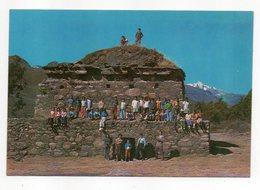 PEROU -- HUARAZ -- Ruines De Wilcahuain  (très Animée) - Peru