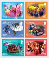 Alderney - Postfris / MNH - Complete Set Alderney Week 2018 - Alderney