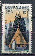 NOUVELLE-CALEDONIE -  Yv. N°  277   (o)   25f  Cote  4,2 Euro   BE - New Caledonia