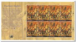New York 2004, Postfris MNH, Human Rights - New York - Hoofdkwartier Van De VN