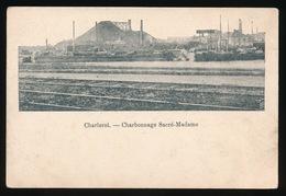CHARLEROI  CHARBONNAGE SACRE MADAME - Rhode-St-Genèse - St-Genesius-Rode