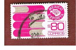 MESSICO (MEXICO) -  SG 1360de   - 1986    MEXICAN EXPORTS:   BOOKS         -  USED° - Messico
