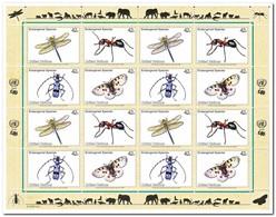 New York 2009, Postfris MNH, Insects - New York - Hoofdkwartier Van De VN