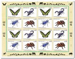 Wenen 2009, Postfris MNH, Insects - Wien - Internationales Zentrum