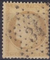 Etoile 34 Sur Cérès N°59. - Marcophilie (Timbres Détachés)