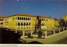 CPM Chypre, Nicosia, The Archbishop Palace - Chypre