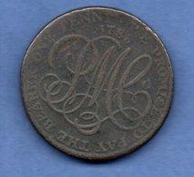 Pays De Galle -  Penny  1788  --  état  B+ - 1662-1816 : Anciennes Frappes Fin XVII° - Début XIX° S.
