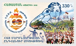 Armenië / Armenia - Postfris / MNH - 100 Jaar Scouting 2018 - Armenië