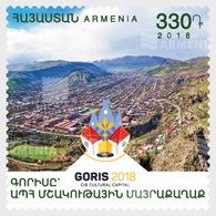 Armenië / Armenia - Postfris / MNH - Goris, CIS Cultural Capital 2018 - Armenië