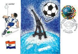 Illustrateurs - Illustrateur Lucas - Enghien Les Bains - Sports - Football - Coupe Du Monde 1998 - Afrique Du Sud - Illustratoren & Fotografen