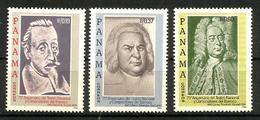 PANAMA  Serie Completa Nuova ** MNH - Panama