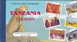 Tanzania Carnet - Tanzania (1964-...)