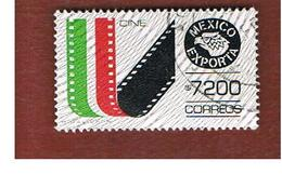 MESSICO (MEXICO) -  SG 1360za  - 1992     MEXICAN  EXPORTS:   FILM   -  USED° - Messico