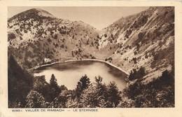 LE STERNSEE (Lac Des Perches), Vallée De Rimbach (68, Alsace) - Carte Postale Manuscrite & Circulée - 2 SCANS. - Autres Communes