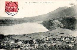 73. Aiguebelette. Vue Générale Prise Du Lac - Autres Communes