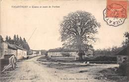 10-VALENTIGNY- CENTRE ET ROUTE DE PERTHES - France