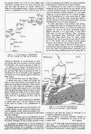 LE TREMBLEMENT DE TERRE ( EST DE LA FRANCE )  Du 16 NOVEMBRE 1911   1912 - Technical