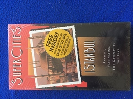 VHS, Super Cities, Istanbul - New In Shrink Wrap - Travel