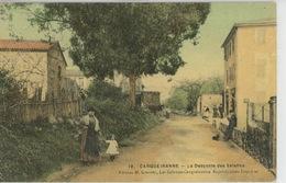 CARQUEIRANNE - La Descente DES SALETTES - Carqueiranne