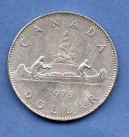 Canada  -  1 Dollar1979  -- Km # 120 .1 --  état  SUP - Canada