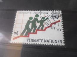 NATIONS UNIES VIENNE N° 17 - Oblitérés
