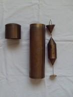 ANCIEN AEROMETRE DE NICHOLSON ( 1753 - 1815 ) SERVANT A DETERMINER LA MASSE VOLUMIQUE D'UN SOLIDE. - Sciences & Technique