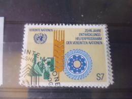 NATIONS UNIES VIENNE N° 24 - Centre International De Vienne