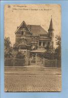 """Hougaerde (Hoegaarden Brabant Flamand) Villa """"Les Roses"""" Lusthof """"De Rozen"""" 2 Scans 12-11-1934 - Hoegaarden"""
