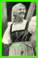 CÉLÉBRITÉES - CHANTEUSE MARIA AUGUSTA TRAPP, SINGER - BICKNELL MFG CO - - Chanteurs & Musiciens