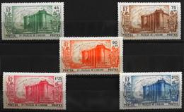 France (ex-colonies & Protectorats) > Océanie 1939 - Les N° 130 Au N° 134 - 5 Timbres NEUFS* Avec Charnière - TBE - Neufs